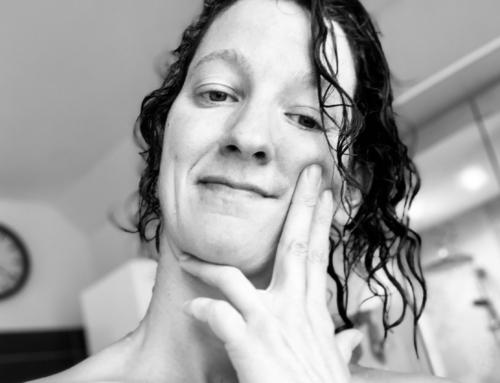 Vom denken und duschen